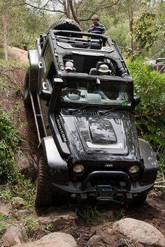 jeep wrangler jk Para los dueños de los malos ccaminos un todo terreno esepcional. Jeep Rubicon, Jeep Wrangler Jk, Jeep Jk, Jeep Wrangler Unlimited, Jeep Truck, Jeep Carros, Automobile, Badass Jeep, Offroader