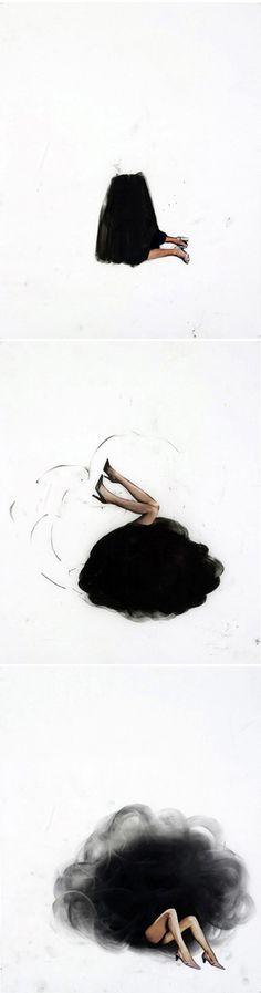 Cathy Daley ~ black