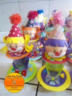 Clown Cups