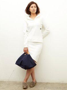 ShopStyle(ショップスタイル): Moroko Bar モロコバー 裏毛カシュクールスカート
