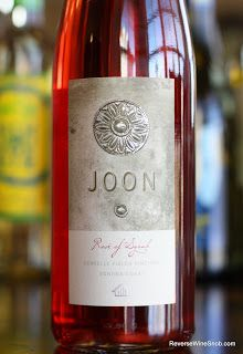 Tin Barn Vineyards Joon Rosé of Syrah 2011 - Summer In A Bottle. Dreaming of June in January.