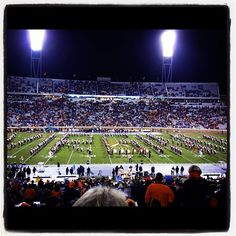 #UVa Marching Band.. My favorite part of going to UVA games!! since we dont know how to play football...