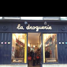 Droguería - Nantes, France   MY FAVORITE YARN SHOP EVER!!!!!!