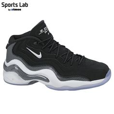 #Nike Air Zoom Flight 96 Black/White #sneakers