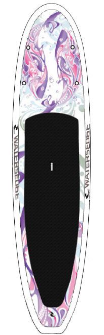 American Made Standup Paddle Boards | WatersEdge SUP