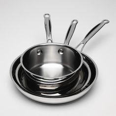 Utensilios de cocina: mantén tus ollas y sartenes limpios