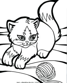 Pin By Nilam Shah On Quilt Design Cat Coloring Page Cat Colors