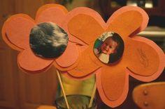 Paper Photo Flower Bouquet