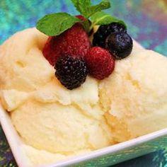 Snow Ice Cream I Allrecipes.com