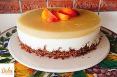 Cheesecake Recipes, Cheesecakes, Frozen, Cooking, Dolci Healthy, Desserts, Food, Stay Fit, Ricotta