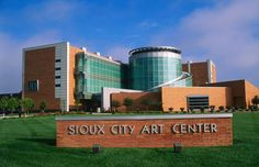 Sioux City Art Center, Sioux City, IO - John Elk III/Getty Images