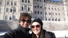 Quebec City to Montreal: Read the story and see 10 photos of a visit to Montreal, Canada by TravelPod member joemurphy April 7, Montreal Canada, Quebec City, All Smiles, Tuesday, Mens Sunglasses, United States, Travel, Voyage