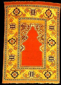 Transylvania: antique oriental rugs