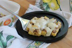Bacchette di polenta al tartufo filanti Antipasto, aperitivo, primo piatto, secondo piatto o piatto completo. Decidete voi come mangiarle, ma mangiatele pe