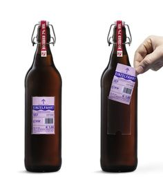 Stiegl : la bière avec ticket retour inclus