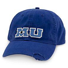 Monsters University Baseball Cap for Adults