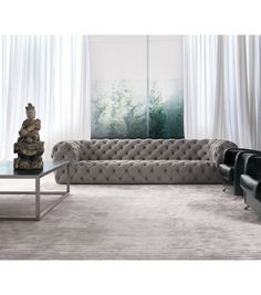 Area C: Chester Moon Sofa - by Baxter $8000-12000