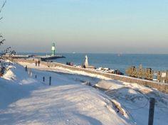#Warnemünde im #Winter. So schön sieht unsere Stadt... - THE BEAUTY OF WARNEMÜNDE