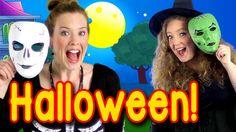 Happy Halloween! Peek a Boo!! Kids Halloween Song