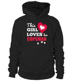 THIS GIRL LOVES HER COPEMAN  corpsman shirt, corpsman mug, corpsman gifts, corpsman quotes funny #corpsman #hoodie #ideas #image #photo #shirt #tshirt #sweatshirt #tee #gift #perfectgift #birthday #Christmas
