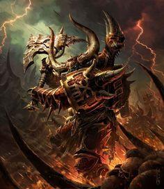 khorne,Chaos (Wh 40000),Warhammer 40000,warhammer40000, warhammer40k, warhammer 40k, ваха, сорокотысячник,фэндомы