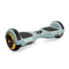 HOVSTR i1 AirMag/Gold Self Balance Scooter, Hoverboard, Self Balance Wheel, Self Balance Board, Hover, Air Mag