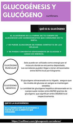 ¿Quieres saber qué es el glucógeno, en qué consiste la glucogénesis y cuál es la relación con los carbohidratos que consumes en tu dieta diaria? INGRESA AQUÍ ❱❱❱