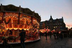 Weihnachtsmarkt (Christmas market) Düsseldorf - Altstadt 2012