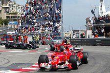 Schumacher 2004 Monaco Grand Prix, F1 Drivers, Schumacher, Monte Carlo