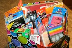 Busy At Home's Teacher Bag