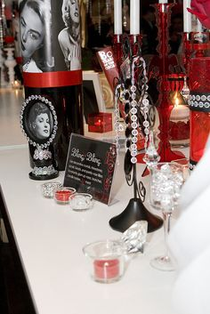 Party Theme - Hollywood Glam by HostessWithTheMostess.com, via Flickr