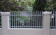 palisade fencing - Tshenko ya Google