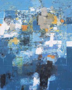 Paul Balmer Abstract