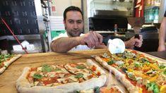 Pizzerien in Wien: Noch nicht ausgezeichnet, aber auch preisverdächtig   kurier.at Neapolitanische Pizza, Pizzeria, Cheesesteak, Vegetable Pizza, Vegetables, Ethnic Recipes, Food, Porcini Mushrooms, Amazing