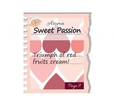 SWEET PASSION Pag.9 - Trionfo di squisita crema ai frutti rossi! #eliquids #DEAStore