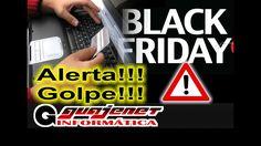 Cuidado! Golpe de compras em lojas online (Black Friday/Promoções)