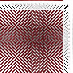 1000+ images about 4 shaft or less weaving drafts on ...