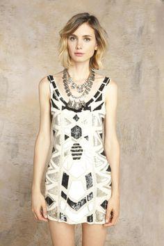 Vestido Tilia Plat
