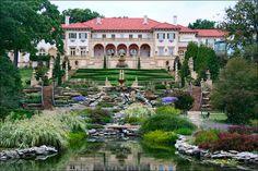 Philbrook Mansion, Tulsa, Oklahoma