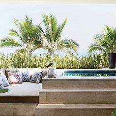 Exterior : Cindy Crawford and Rande Gerber and George Clooney's Side-By-Side Mexican Villas : Architectural Digest