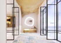 高端室内设计 样板房设计 豪宅设计 售楼处设计 会所设计 吴滨-无间设计