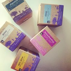 """""""Tea time! We have certified organic, fair trade, naturopathically blended tea to suit your every whim and fancy! Heal and nurture from the inside out - there's something for everyone - even our lovely mummas and mummas to be."""" Photo taken by @aalaveda on Instagram, pinned via the InstaPin iOS App! http://www.instapinapp.com (01/06/2015)"""