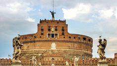 Rome 2014 - City roaming - Castle Sant' Angelo  #mytravelgram #mytrip #travelphoto #beautifuldestinations #wanderlust #fantastic_earth #ourplanet #ig_italy #Italy #Rome #mypic #holiday #samsungmobile #samsungnote3 #cityroaming #castelsantangelo