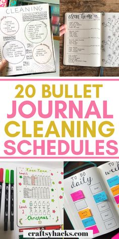 20 Bullet Journal Cleaning Schedules Try these cleaning routine spreads a. 20 Bullet Journal Cleaning Schedules Try these cleaning routine spreads and use your bullet journal for better. These cleaning tips will help you to stay organized and practical. Chore List For Kids, Chores For Kids, Cleaning Hacks, Cleaning Schedules, Speed Cleaning, Weekly Cleaning, Cleaning Routines, Daily Schedules, Bullet Journal Cleaning Schedule