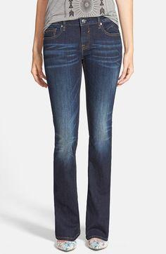 Vigoss 'NY' Bootcut Jeans (Dark Wash) available at #Nordstrom
