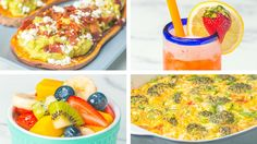 Here's How To Make A Healthy, Feel-Good Brunch For Your Mom On Mother's Day!