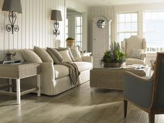 Comfy beach or lake decor - perfect place to relax! #Furniture #Sale #Calm # Relax
