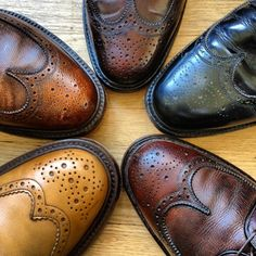 wingtips dress shoes