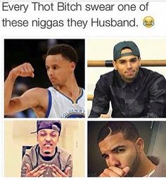 Lmao, Welp I must be a thot bitch because Chris Brown is Hubby...Want more? Follow me on pinterest @XxPinQueenxX