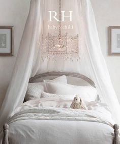 Inspired {by}: Restoration Hardware Baby